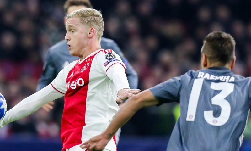 Afbeelding: Sky Sports: Tottenham gaat renoveren en heeft Ajax-international op het oog