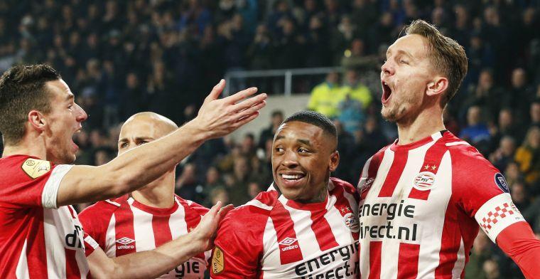 Winterrapport PSV: één dikke onvoldoende en vijf keer een 8,5