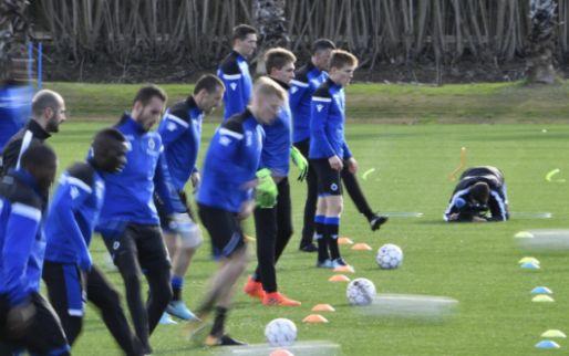 Afbeelding: Huurling van Club Brugge maakt indruk: