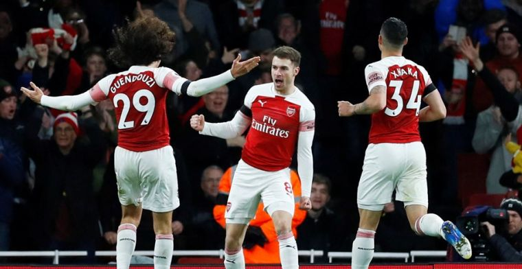 Arsenal spoelt vervelende Liverpool-nasmaak weg met ruime zege