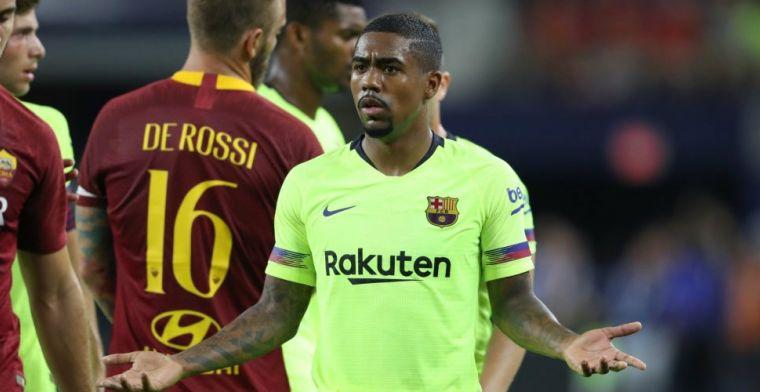 'Engeland lonkt voor peperdure bankzitter FC Barcelona'