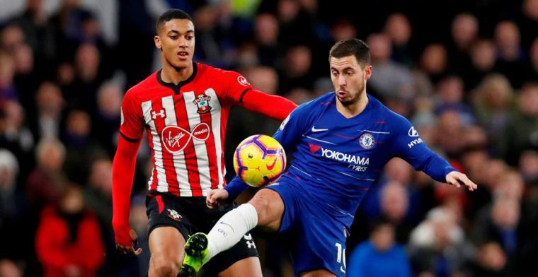 Chelsea op tien punten van Liverpool, Arnautovic zorgt voor comeback