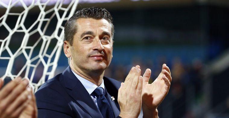 OFFICIEEL: Custovic ziet geflopte zomertransfer opnieuw vertrekken