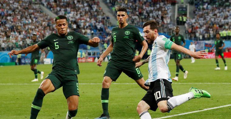 Van FC Dordrecht naar WK: 'Higuain huilde, Messi vocht tegen zijn tranen'