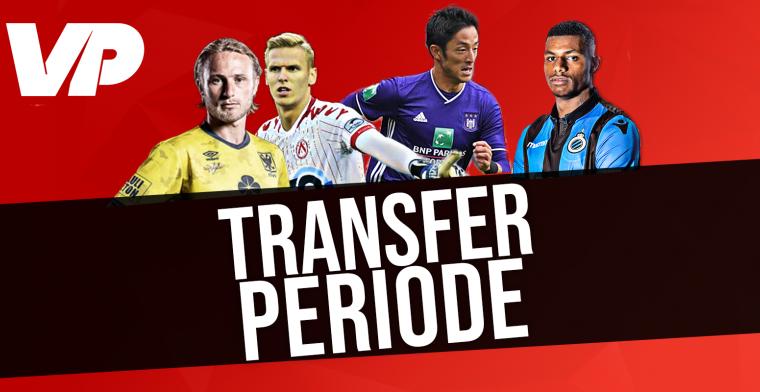 Transferoverzicht Jupiler Pro League: winter 2018-2019