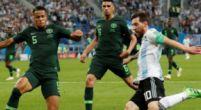 Afbeelding: Van FC Dordrecht naar WK: 'Higuain huilde, Messi vocht tegen zijn tranen'