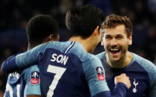 Afbeelding: Reservespelers blinken uit bij Tottenham Hotspur: naar vierde ronde FA Cup