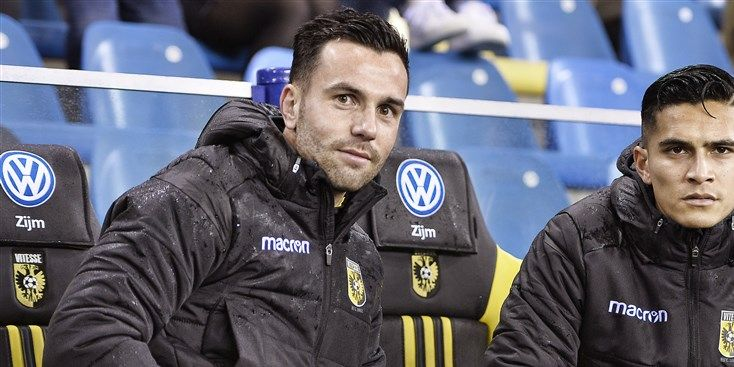 Vertrek bij Vitesse beste optie: 'Je vraagt je af: wat doe ik verkeerd?'