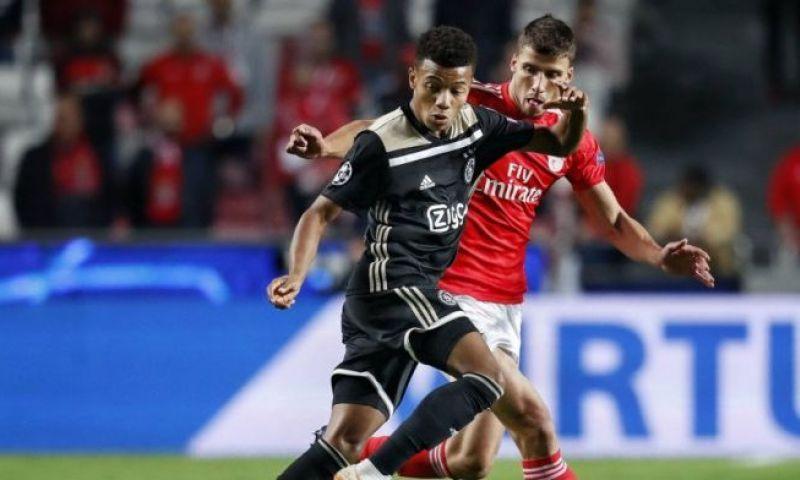 Afbeelding: 'Ajax moet fors deel van transfersom Neres afstaan aan oude club São Paulo'