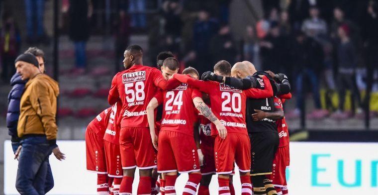 Eerste overwinning van 2019 is een feit, Antwerp wint oefenwedstrijd