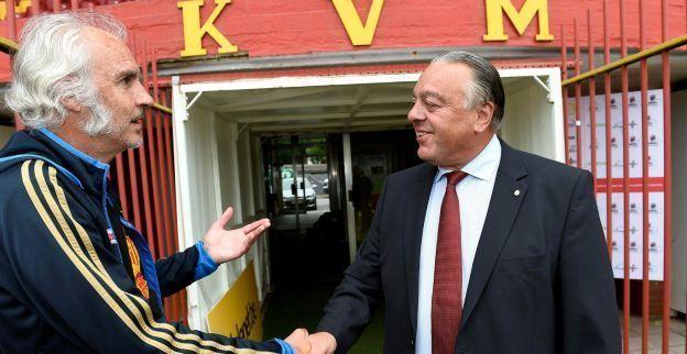 Timmermans laat zich uit over opvolging bij KV Mechelen