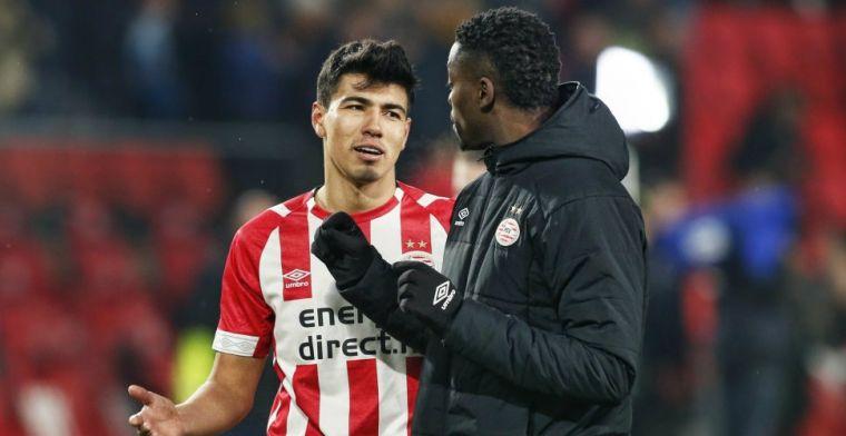 Done deal: PSV verkoopt Isimat-Mirin definitief aan Besiktas