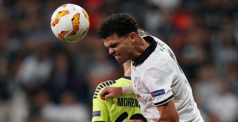 Pepe voelt niets voor Premier League-transfer