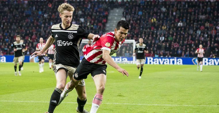 Verbeek neemt 'doelsaldo-kritiek' op Ajax terug: Het is een punt extra