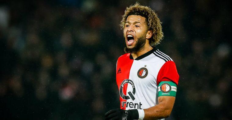 Bosz shopt mogelijk bij Feyenoord: 'Het kan zomaar tot een transfer leiden'