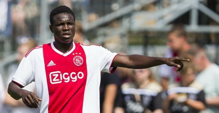 Anderlecht nam contact op met Bandé: Heel vriendelijk