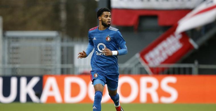 Feyenoord gaat mogelijk cashen: 'Over de tien miljoen euro voor St. Juste'