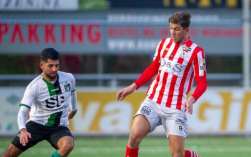 Afbeelding: Spierings (22) heeft nieuwe club in Nederland: