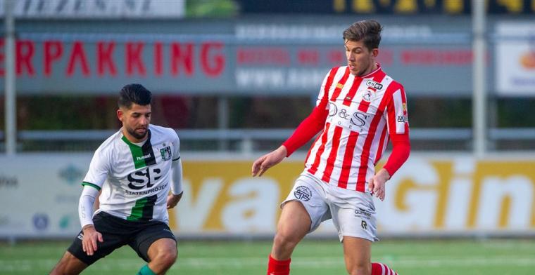 Spierings (22) heeft nieuwe club in Nederland: Een echte kwaliteitsimpuls