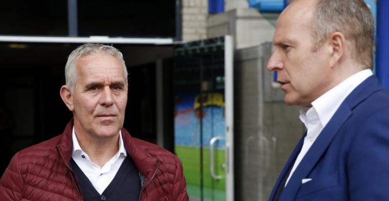 Roda JC laat 'interview' met Van Veldhoven verwijderen: 'Vind dit zeer storend'