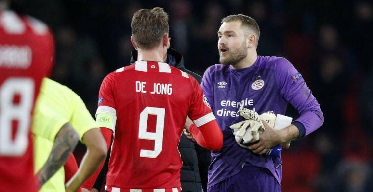 'Niet geld, maar het leven dat ik heb en de waardering bij PSV tellen voor mij'