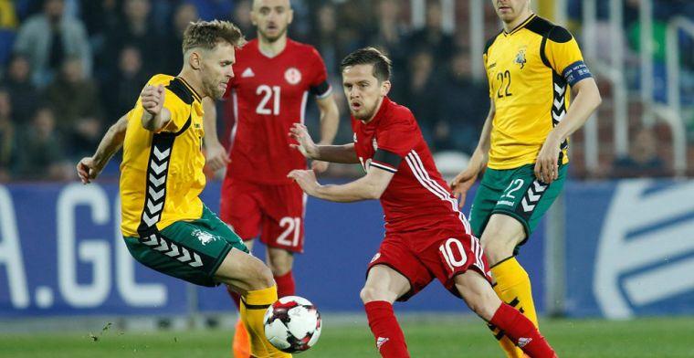 'Update: Vitesse grijpt naast Georgiër: international vertrekt naar Samara'