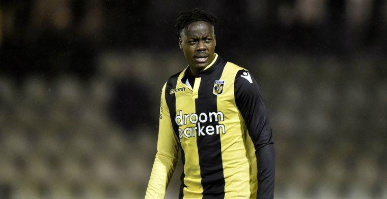 'Vitesse enthousiast: talentvolle middenvelder wacht contractaanbieding'