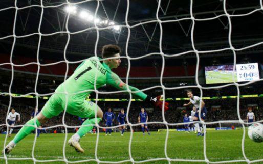 Afbeelding: Spurs zet eerste stap richting finale League Cup dankzij krappe zege op Chelsea