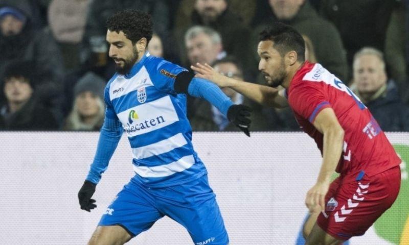 Afbeelding: Mokhtar laat contract na een half jaar ontbinden: 'Ze laten mij geen keus'