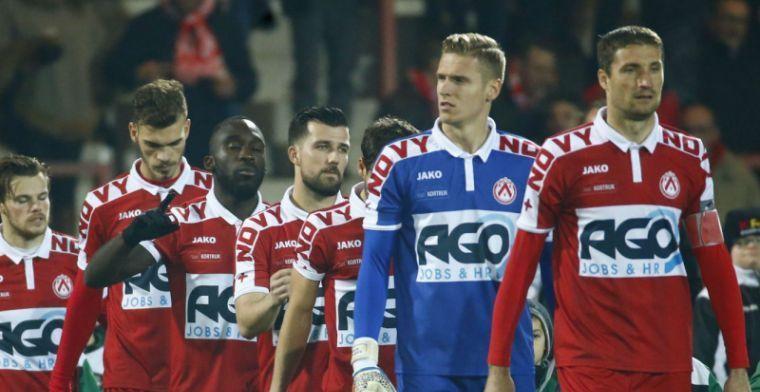'Problemen bij Kaminski doken op, Gent betaalt miljoen euro minder aan Kortrijk'