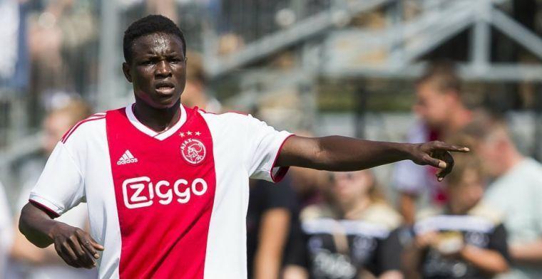 AS: Drie Primera Division-clubs volgen Ajacied Bandé