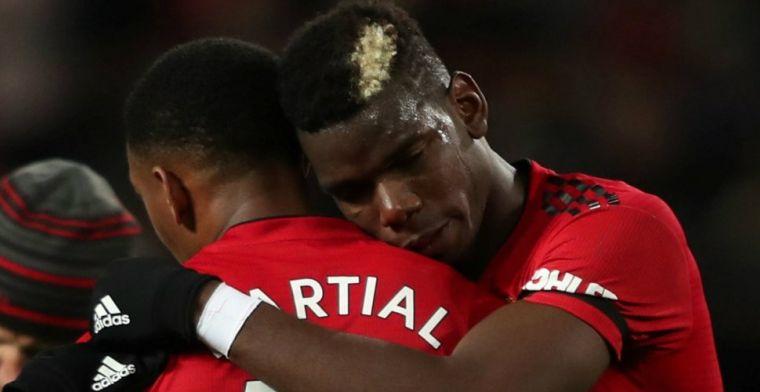 Broer Pogba: 'Mourinho was het probleem, hij wil altijd de maestro zijn'