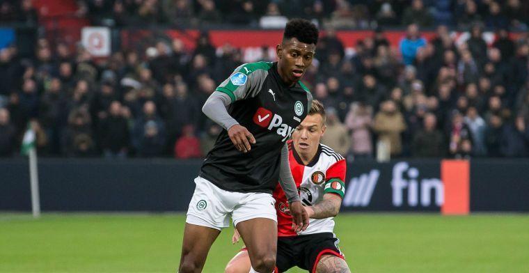 'Cassierra gaat niet voor kans bij Ajax en vertrekt naar het buitenland'