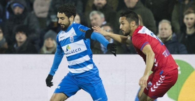 Mokhtar laat contract na een half jaar ontbinden: 'Ze laten mij geen keus'