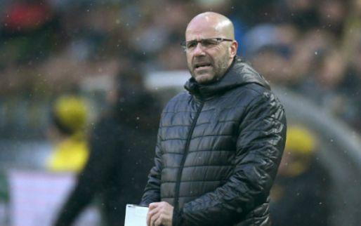 Afbeelding: Bosz laat Leverkusen 'extreem' spelen: 'Andere wedstrijden doen we het anders'