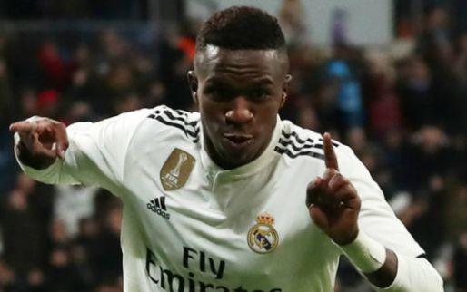 Afbeelding: Wonderkind neemt Real Madrid bij de hand: met één been in kwartfinale