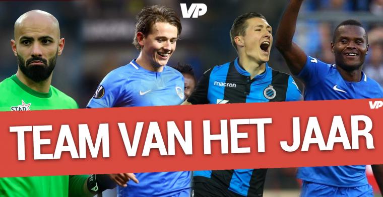 VP 11: Team van het Jaar wordt gedomineerd door één club