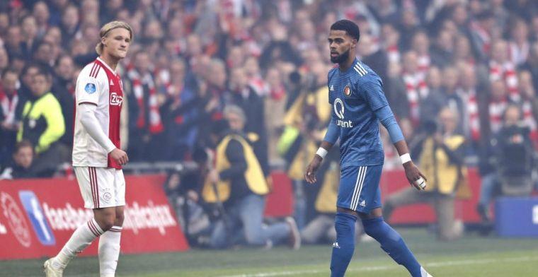 Ik sluit niets uit deze winterstop, maar mijn focus ligt nu op Feyenoord