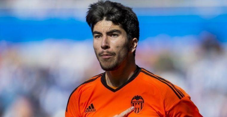 'City, PSG en Barcelona strijden om handtekening van Valencia-middenvelder'