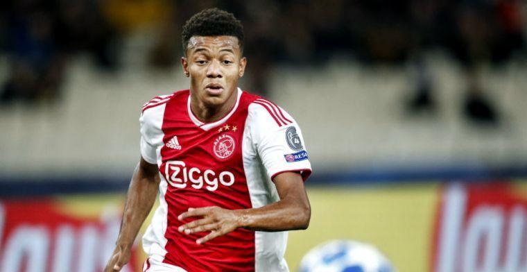 Advies voor Ajax: 'Geen bod dat nooit meer geëvenaard gaat worden voor Neres'