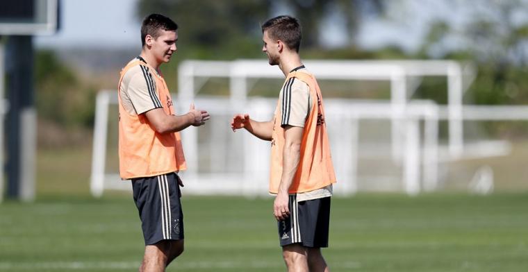 'Overgang Wöber naar Sevilla dichtbij: Ajax in verregaande onderhandelingen'