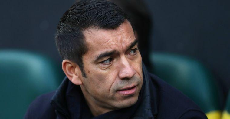 'Van Bronckhorst weg bij Feyenoord; positie Van Geel tegen het licht gehouden'