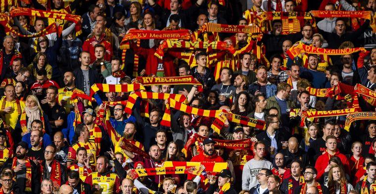 OFFICIEEL: KV Mechelen leent vleugelspeler uit aan Lille