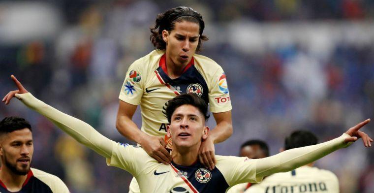 'PSV reageert op bericht uit Mexico: Eindhovenaren nu niet concreet voor Álvarez'