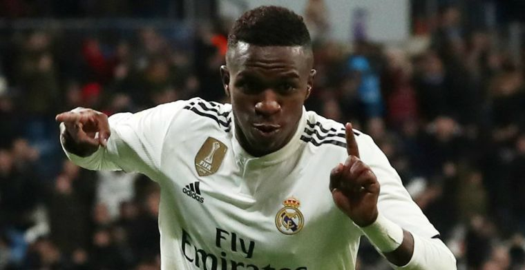Wonderkind neemt Real Madrid bij de hand: met één been in kwartfinale