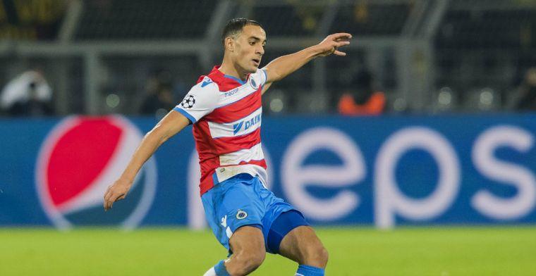 'Ervaren' Amrabat nodigt jonge spelers uit: 'Ik kook en dan mogen zij afruimen'