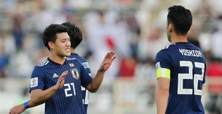 Cruciale treffer Doan helpt Japan aan goede start op Azië Cup
