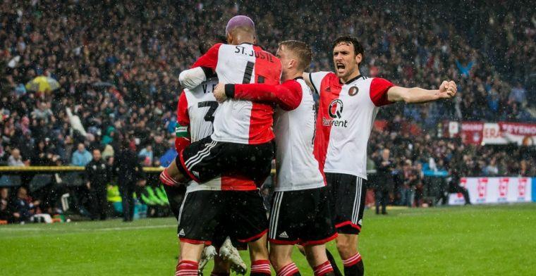 Stam ontkent interesse in Feyenoord-duo: 'Zitten in een andere regio dan wij'