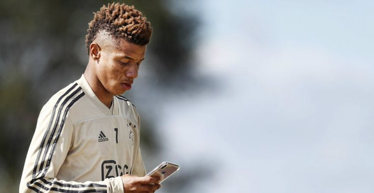 Falcão roemt 'bijzondere' Ajacied: 'Hopelijk wordt hij een Braziliaanse ster'