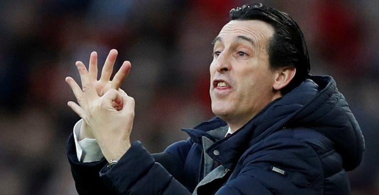Emery wekt verbazing in Engeland: Arsenal kan geen spelers kopen, alleen huren